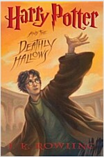 Harry Potter and the Deathly Hallows - Library Edition (Hardcover)