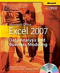 Microsoft Office Excel 2007: Data Analysis and Business Modeling: Data Analysis and Business Modeling (Paperback, 2nd)