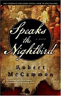 Speaks the Nightbird (Paperback)