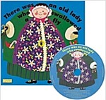 There Was an Old Lady Who Swallowed a Fly [With CD] (Paperback)