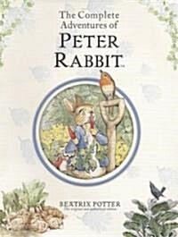 The Complete Adventures of Peter Rabbit R/I (Hardcover)