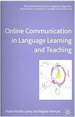 Online Communication in Language Learning and Teaching (Paperback)