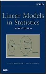 Linear Models 2e (Hardcover, 2)