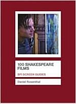 100 Shakespeare Films (Paperback)