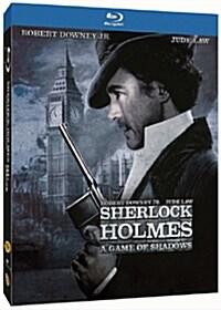 [블루레이] 셜록 홈즈 : 그림자 게임 - 렌티큘러 한정판