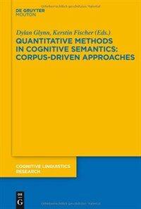 Quantitative methods in cognitive semantics : corpus-driven approaches