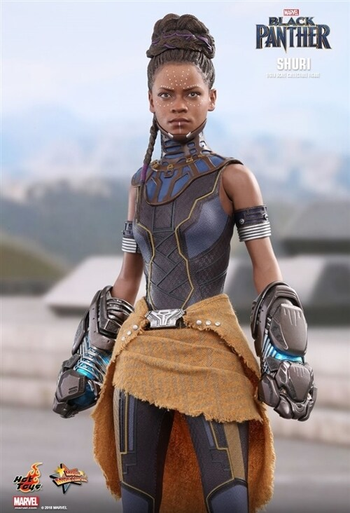 [Hot Toys] 블랙팬서 슈리 MMS501 - 1/6th scale Shuri Collectible