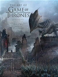 The Art of Game of Thrones -  Season 1 to Season 8 (Hardcover)