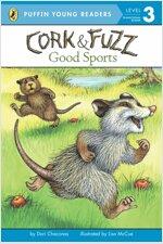 Cork & Fuzz - good sports  (Paperback)