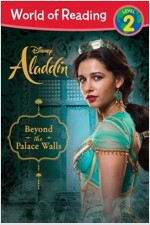 World of Reading: Aladdin Beyond the Palace Walls: Level 2 (Paperback)