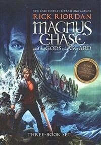 Magnus Chase and the Gods of Asgard Set (Boxed Set)