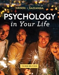 Psychology in Your Life (Paperback, 3)