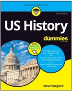 U.S. History for Dummies (Paperback, 4)