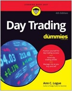 Day Trading for Dummies (Paperback, 4)