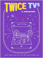 트와이스 - TWICE TV6 : TWICE in SINGAPORE (3disc)