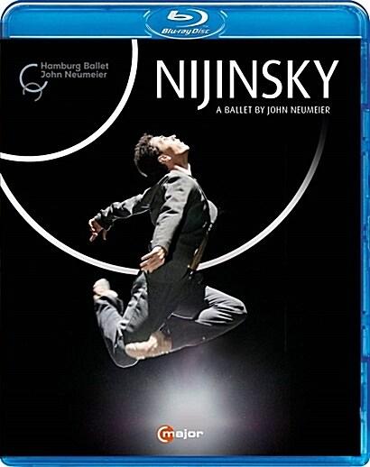 [수입] [블루레이] 존 노이마이어/함부르크 국립발레단의 창작발레 니진스키