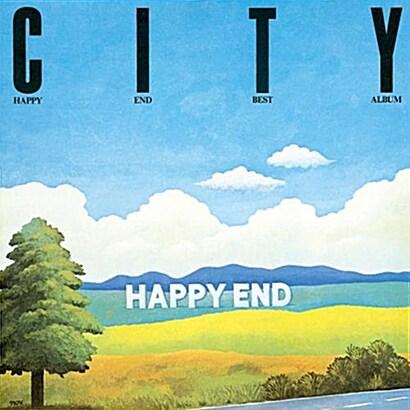 [수입] Happy End (はぴいえんど) - City : Happy End Best Album [UHQ-CD][한정반]