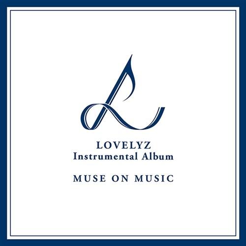 러블리즈 - 인스트루멘탈 앨범 Muse on Music [3CD 한정반]