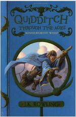 Quidditch Through the Ages : Large Print Dyslexia Edition (Hardcover)