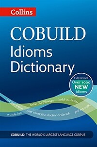 COBUILD Idioms Dictionary (Paperback, 3 Revised edition)