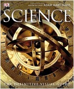 Science : The Definitive Visual Guide (Hardcover)