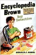 Encyclopedia Brown, Boy Detective (Paperback)