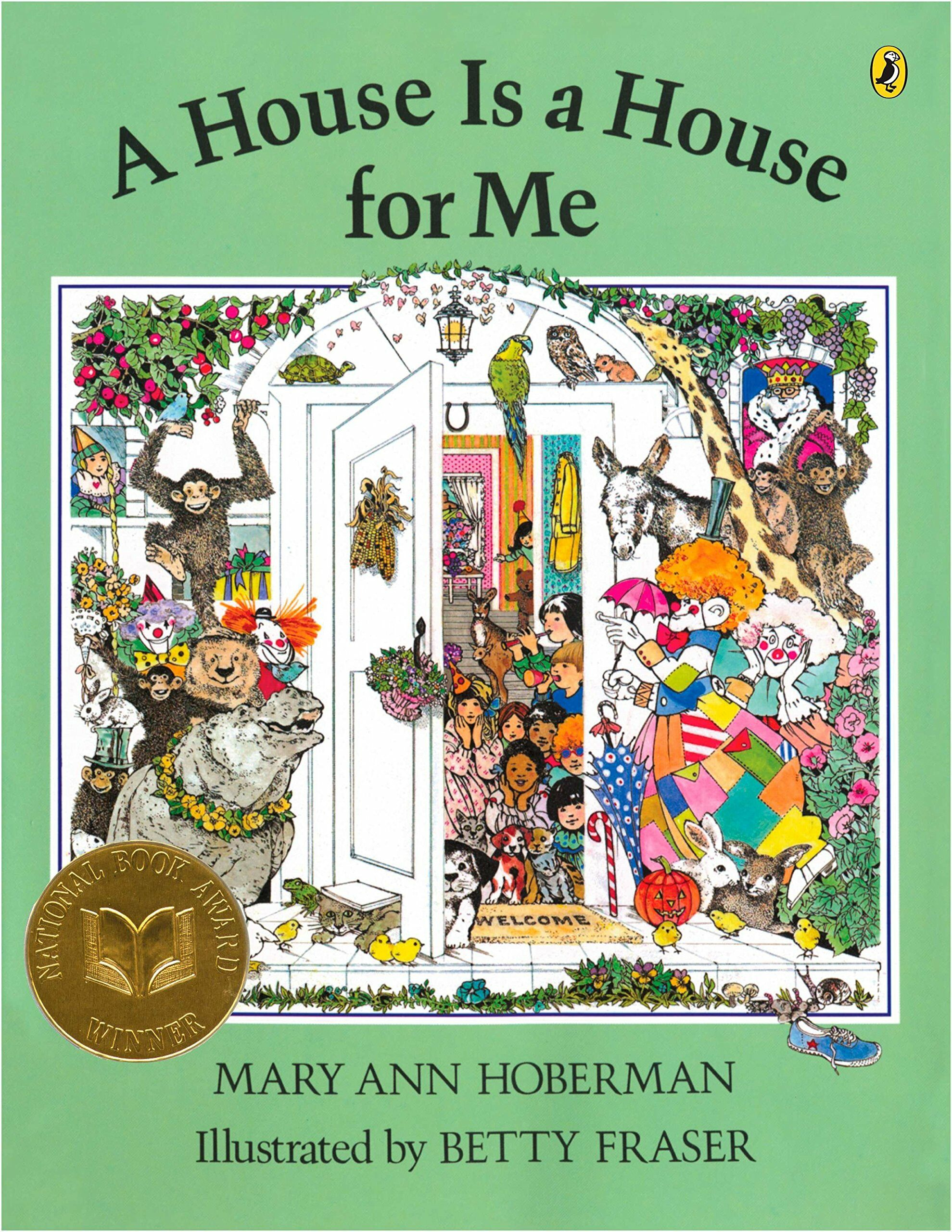 A House Is a House for Me (Paperback)