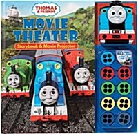 Thomas & Friends Movie Theater Storybook & Movie Projector (Hardcover, Toy)