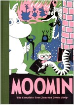 Moomin: Volume 2: The Complete Tove Jansson Comic Strip (Hardcover)