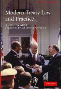 Modern treaty law and practice 2nd ed