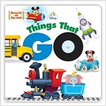 Disney: Baby Things That Go (Board Books)