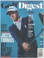 Golf Digest (월간 미국판): 2018년 09월호
