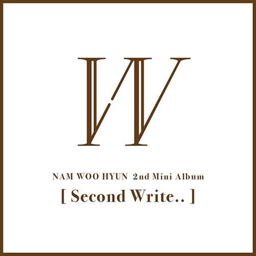 남우현 - 미니 2집 Second Write.. [A ver.]