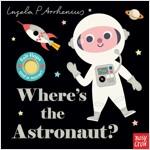 Where's the Astronaut? (Board Books)