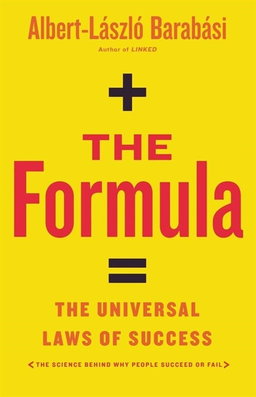 The Formula: The Universal Laws of Success (Paperback)