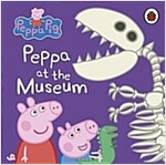 Peppa Pig: Peppa at the Museum (Board Book)