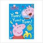 Peppa Pig: Yum! Yum! Yum! Sticker Activity Book (Paperback)