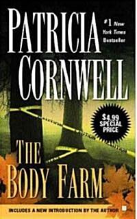 The Body Farm (Paperback, Reprint)