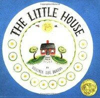 The Little House Book & CD [With CD] (Paperback)