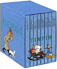The Adventures of Tintin: Collectors Gift Set (Hardcover)