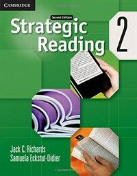 Strategic Reading Level 2 Student's Book (Paperback, 2 Revised edition)
