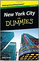 New York City for Dummies (Paperback, 7)