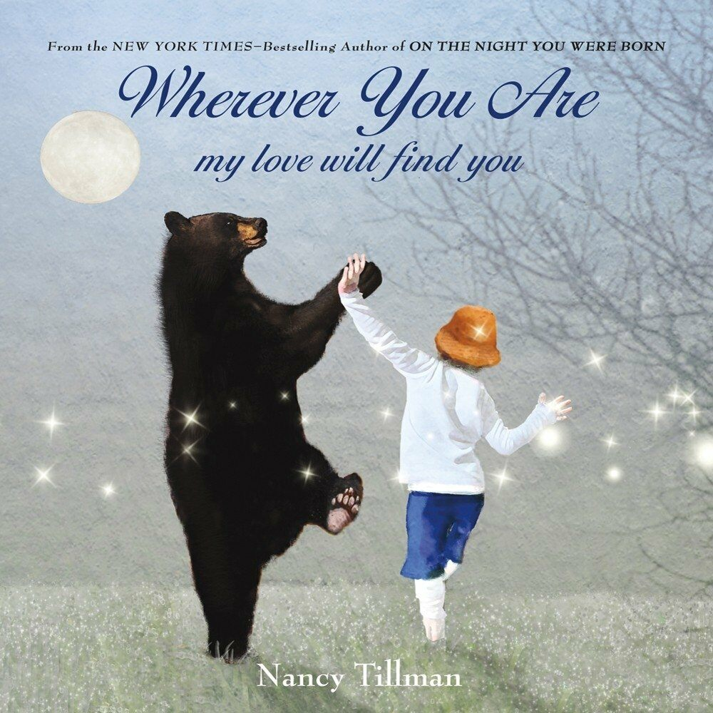 Wherever You Are: My Love Will Find You (Board Book)