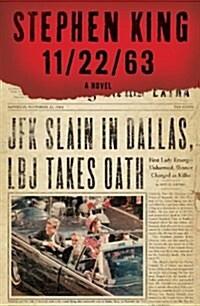 11/22/63 (Paperback, Large Print)