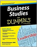 Business Studies for Dummies (Paperback)