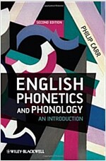 English Phonetics and Phonology : An Introduction (Paperback, 2nd Edition)