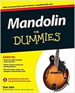 Mandolin for Dummies (Paperback)