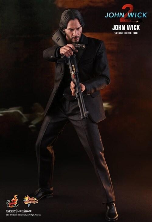 [Hot Toys] 존윅:리로드 존윅 MMS504 -1/6th scale John Wick