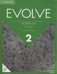 Evolve Level 2 Workbook with Audio (Package)