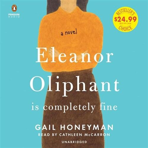 Eleanor Oliphant Is Completely Fine (Audio CD)